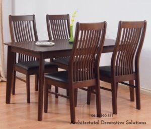 bàn ghế ăn giá rẻ gỗ